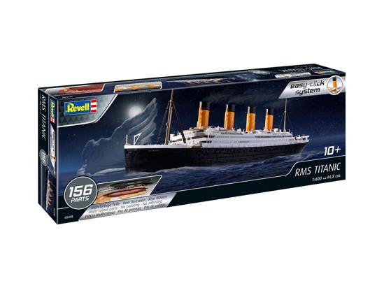 Poza cu Revell RMS Titanic Easy Click 1: 600 5498