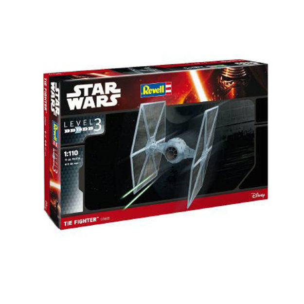 Poza cu Revell Star Wars TIE Fighter 1: 110 3605