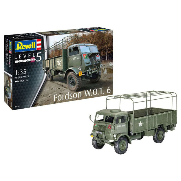 Poza cu Revell Fordson WOT 6 1:35 3282