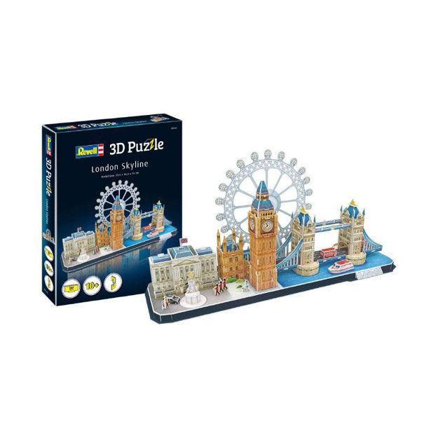 Poza cu Revell London 3D puzzle 00140