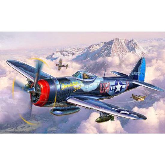 Снимка на Revell P 47 M Thunderbolt 1:72 3984