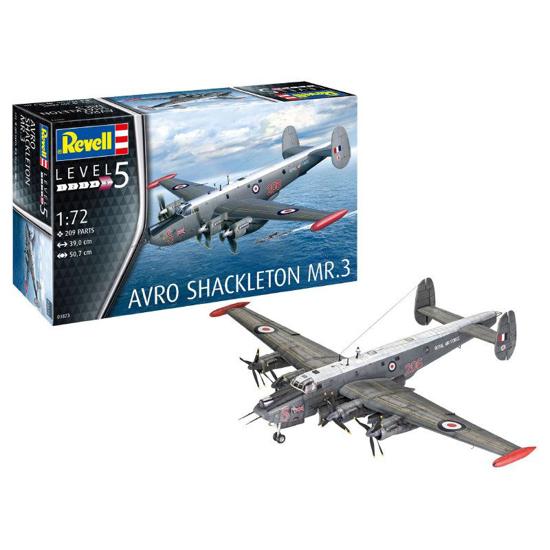 Снимка на 3873 Revell Avro Shackleton Mk3 1:72 3873