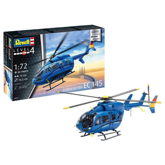 Снимка на Set model Revell Eurocopter EC 145 1:72 63877
