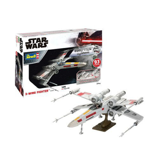 Poza cu Revell Easy Click Star Wars X Wing Fighter 6890