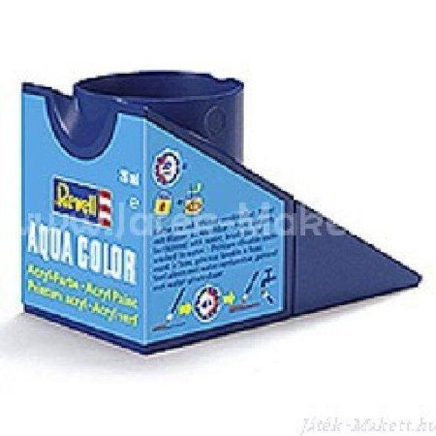 Poza cu Revell Aqua Color negru mat 36108