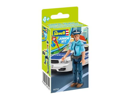 Poza cu Revell Junior Kit Policewoman 0750