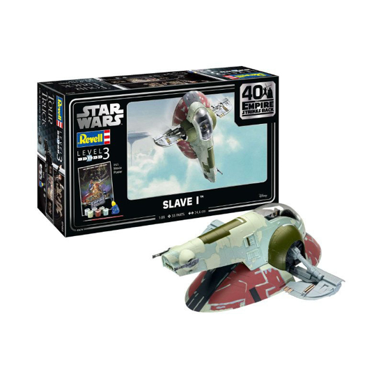 Poza cu Set de cadouri Revell Star Wars Slave I 1:88 5678