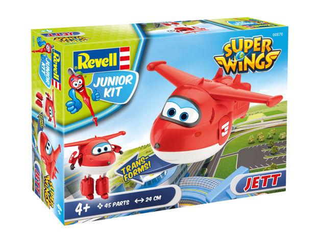 Poza cu Revell Superwings Jett 1:20 0870