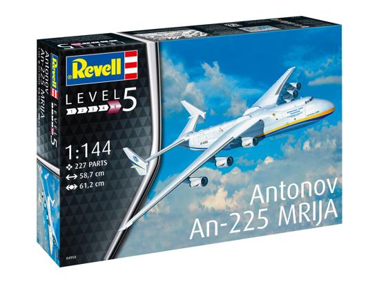 Снимка на Revell Antonov An 225 Mrija 1: 144 4958