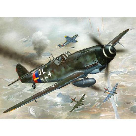 Снимка на Revell Messerschmitt Bf 109 G 10 1:72 4160