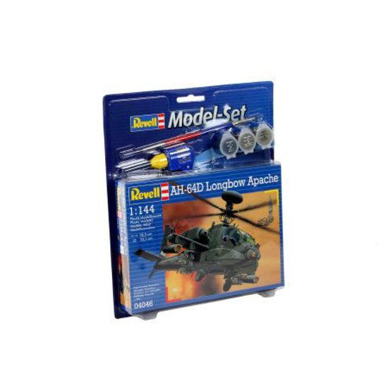 Снимка на Set model Revell AH 64D Longbow Apache 1: 144 64046