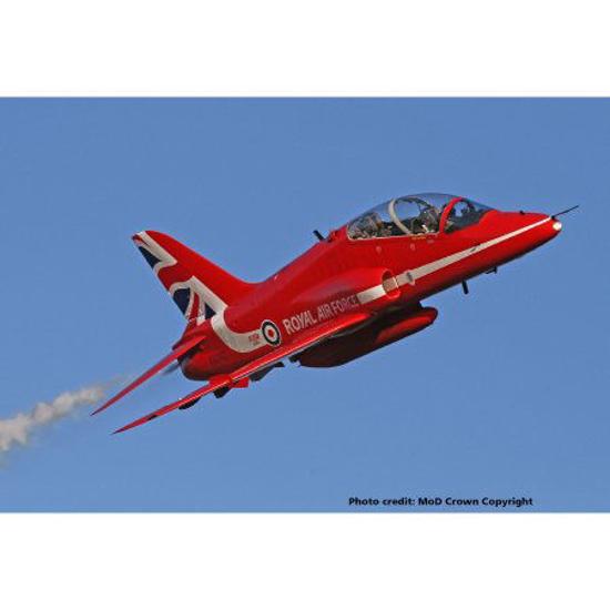 Poza cu Revell BAe Hawk T1 Săgeți roșii 1:72 4921