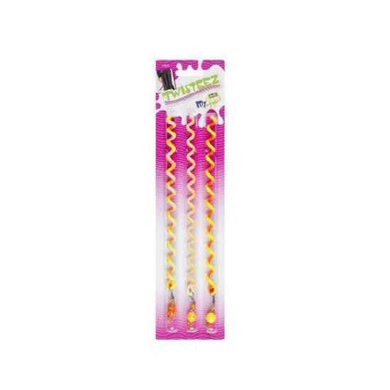 Снимка на Revell MyArts Twisteez Ornament de păr pentru fetițe 20cm 3buc portocaliu 30834