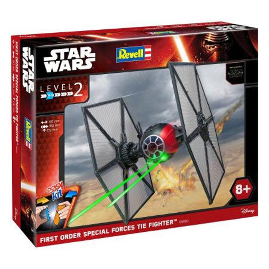 Снимка на Revell Star Wars VII Easykit Prima comandă TIE Fighter 6693