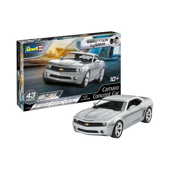 Снимка на Revell Camaro Concept Car faceți clic ușor 1:25 7648