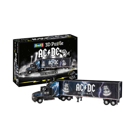 Снимка на Revell AC / DC Tour 3D puzzle 00172
