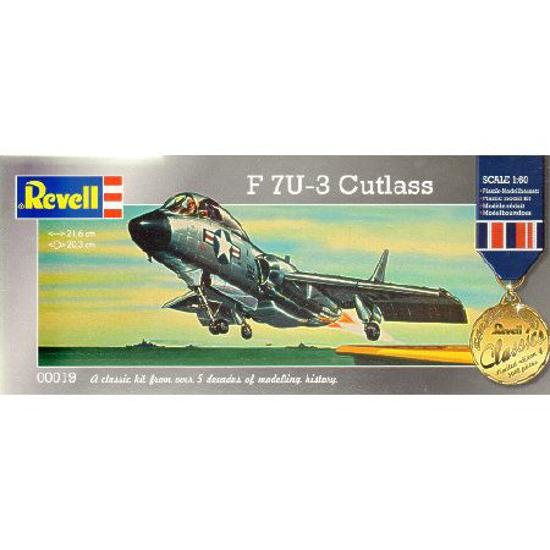 Снимка на Revell F 7U 3 Cutlass Limited Edition 0019