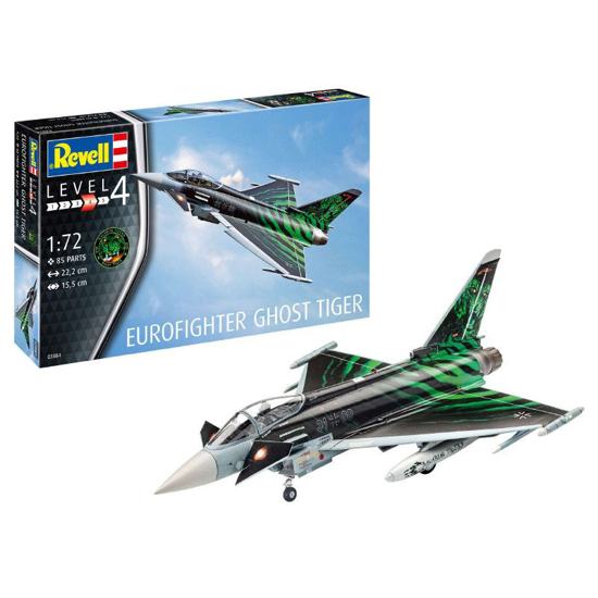 Poza cu Set model Revell Eurofighter Ghost Tiger 63884