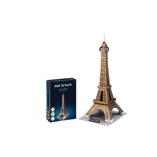 Poza cu Revell Turnul Eiffel puzzle 3D 00200