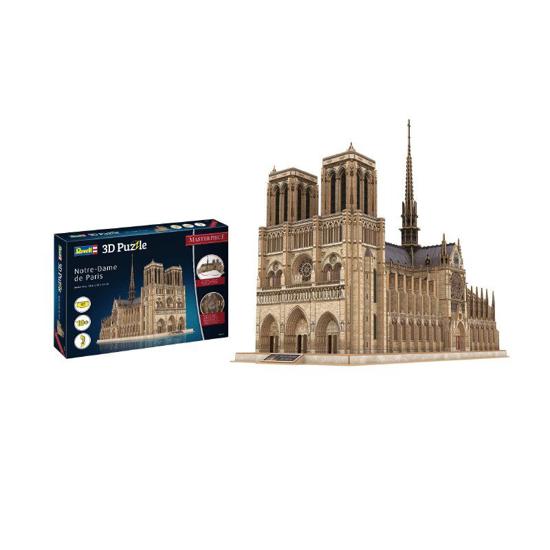 Снимка на Revell Notre Dame 3D puzzle 00190