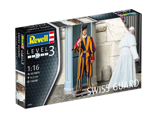 Poza cu Revell Figure Swiss Guard 1:16 2801