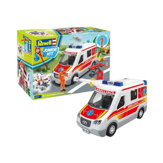 Poza cu Revell Junior Kit Ambulance 00824