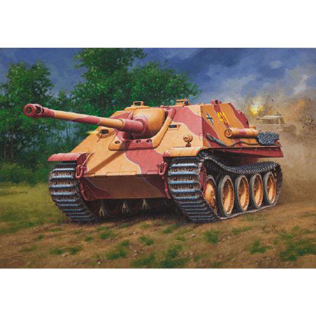 Снимка на Revell SdKfz173 Jagdpanther 1:76 3232