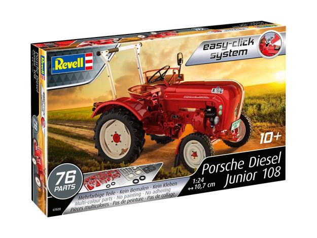 Poza cu Set model Revell Porsche Junior 108 67820