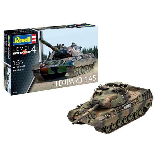 Снимка на Revell Leopard 1A5 1:35 3320