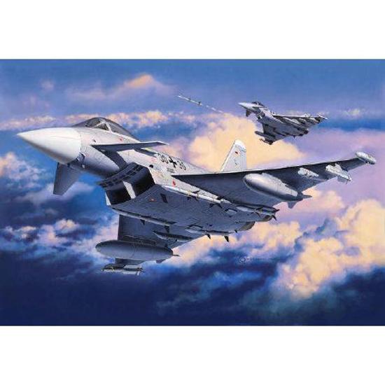 Poza cu Revell Eurofighter Typhoon Single Seater 1: 144 4282