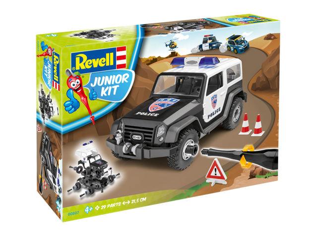 Poza cu Revell JUNIOR KIT Police SUV 0807