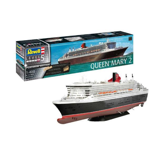 Poza cu Revell Queen Mary 2 PLATINUM Ediția 1: 400 5199