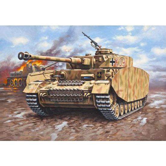Снимка на Revell PzKpfw IV AusfH 1:72 3184