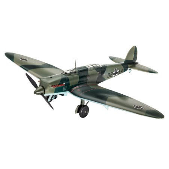 Снимка на 3962 Revell Heinkel He70 F 2 1:72 3962