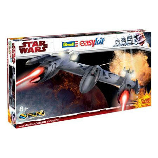 Poza cu Revell EasyKit Star Wars MagnaGuard Fighter 6668