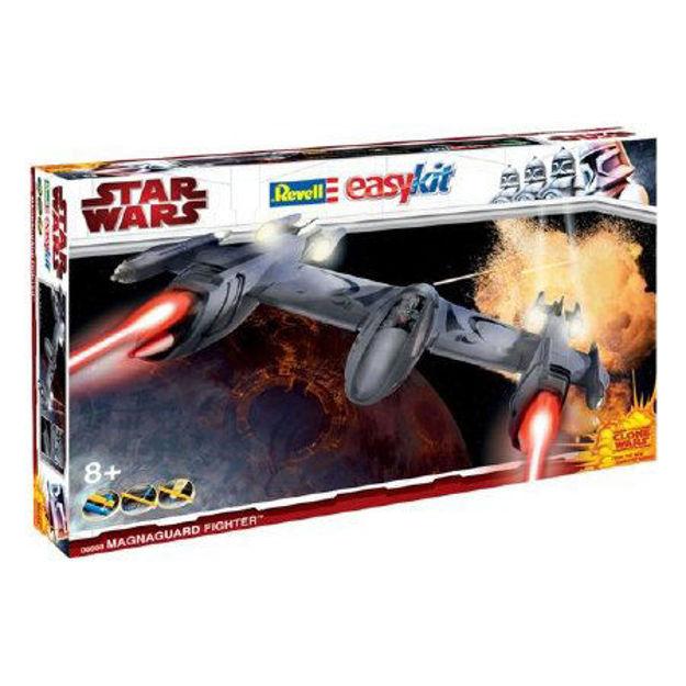 Poza cu Revell EasyKit Star Wars MagnaGuard Fighter 6668