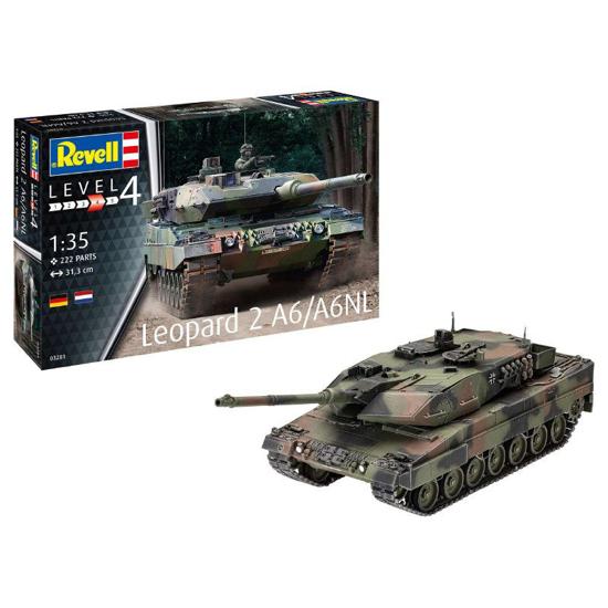 Poza cu Revell Leopard 2A6 / A6NL 3281