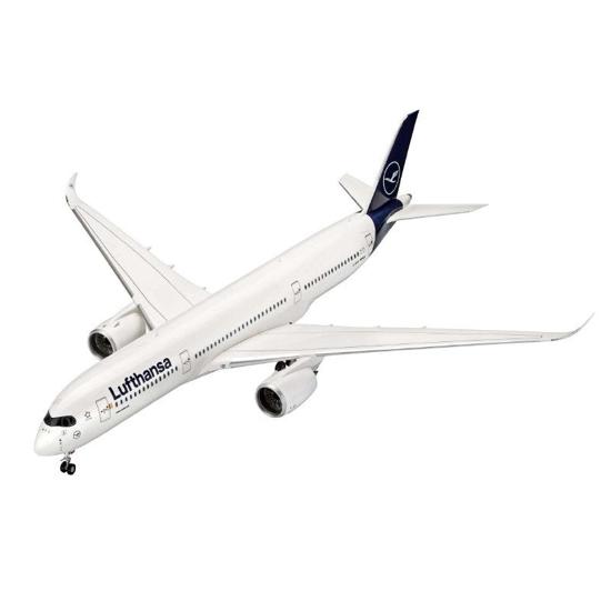 Снимка на Revell Airbus A350 900 Lufthansa New Livery 3881