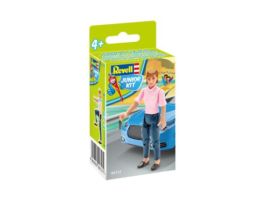 Poza cu Kit Revell Junior Figura feminină 0757