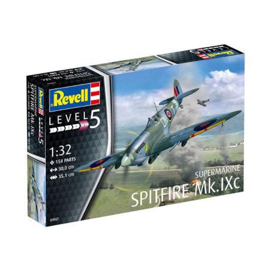Снимка на 3927 Revell Spitfire MkIXC 1:32