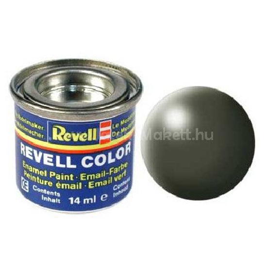 Poza cu Covor de mătase verde ulei Revell 361 32361