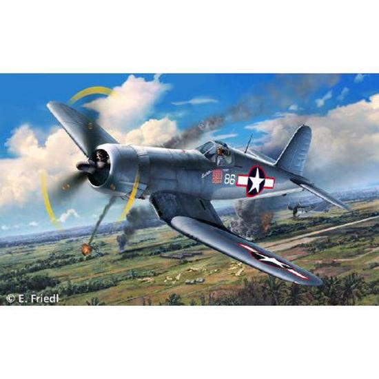 Снимка на Revell Vought F4U 1D Corsair 1:72 3983