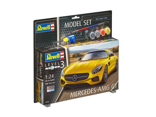 Снимка на Revell Model Mercedes AMG GT 1:24 67028