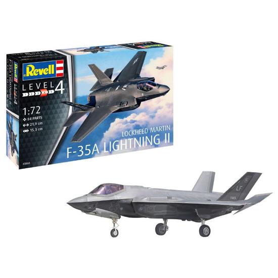 Poza cu Revell F 35A LightningáII 1:72 3868