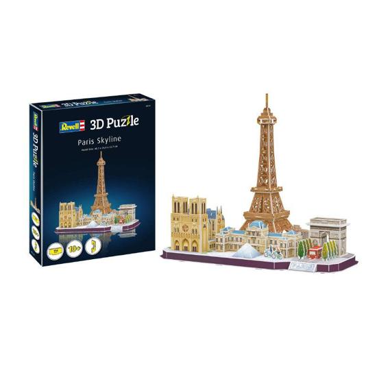Poza cu Revell Paris 3D puzzle 00141