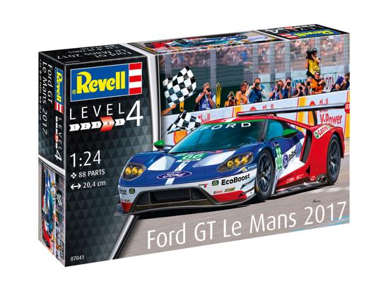 Снимка на Revell Ford GT Le Mans 7041