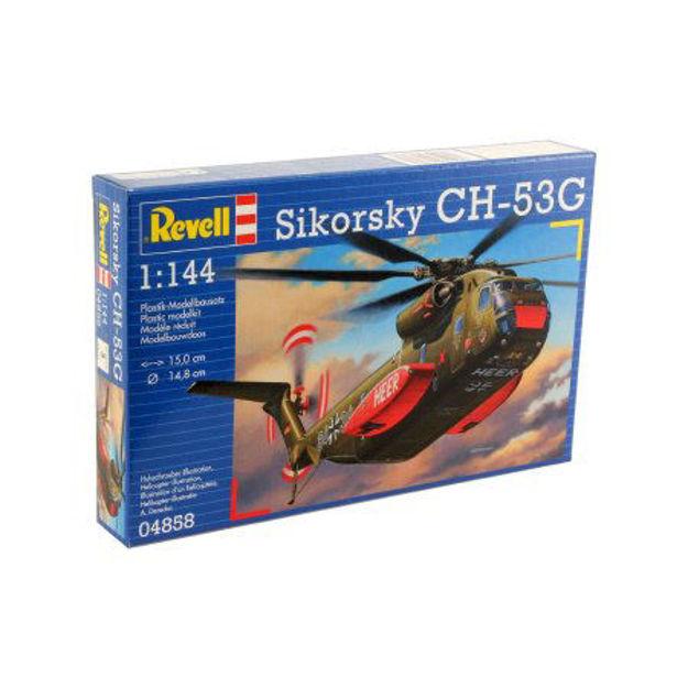Poza cu Revell Sikorsky CH 53G 1: 144 4858
