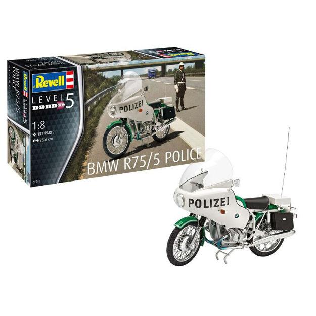 Снимка на Revell BMW R75 / 5 Police 1: 8 7940