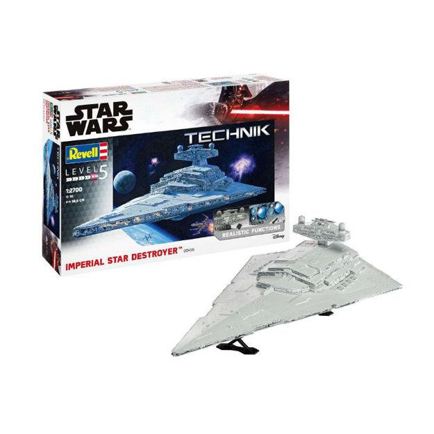 Poza cu Revell Technik Star Wars Imperial Star Destroyer 1: 2700 0456