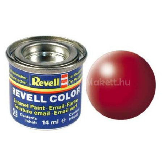 Снимка на Revell Fiery Red Mat Mat 330 32330